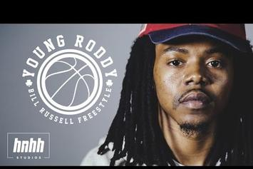 "Young Roddy ""Bill Russell (Freestyle)"" Video"
