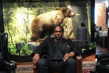 Pusha T Announces North American Tour