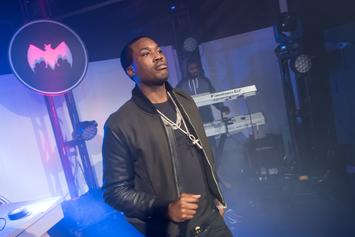 Meek Mill To Miss Role In Will Smith Film Due To Probation Violation