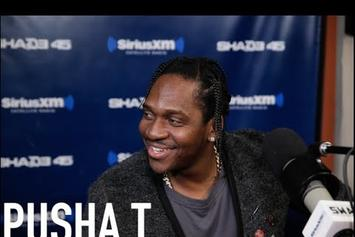 Pusha T On Sway In The Morning