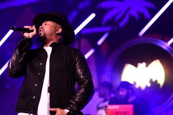 "The-Dream Drops ""IAMSAM"" Project, Filled With Sam Cooke Covers"