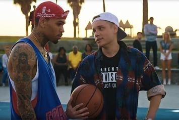 "Cal Scruby Feat. Chris Brown ""Ain't Shit Change"" Video"