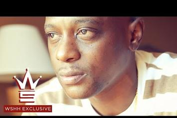 """Boosie Badazz """"Smile To Keep From Crying"""" Video"""