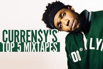 Curren$y's Top 5 Mixtapes