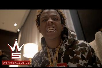 "Rich The Kid ""Dabbin Fever Intro"" Video"
