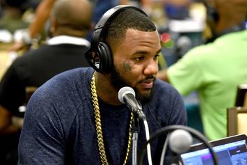 """The Game Denies Sexual Assault Claims, Calls Accuser a """"Tranny"""""""