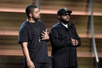 Ice Cube Bounced Midway Through Grammys, Snoop Dogg Refused To Attend At All