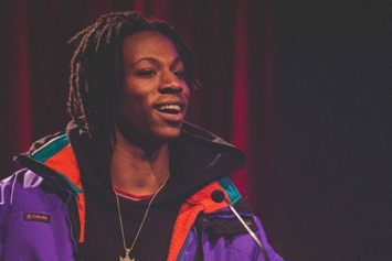 Joey Bada$$ Delivers Lecture At NYU
