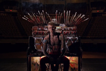 "Machine Gun Kelly ""Alpha Omega"" Video"