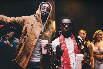 "2 Chainz & Lil Wayne ""Bounce"" Video"