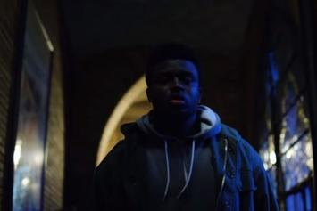 """Sylvan LaCue """"Fall From Grace"""" Video"""