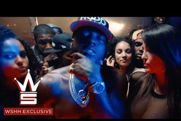 "Ace Hood ""Carried Away"" Video"