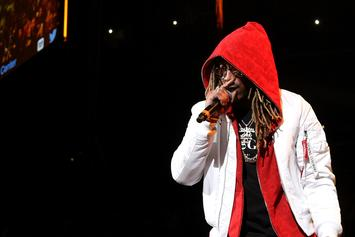"""Future Raps """"Jumpman"""" With Jonah Hill & Performs """"March Madness"""" On SNL"""