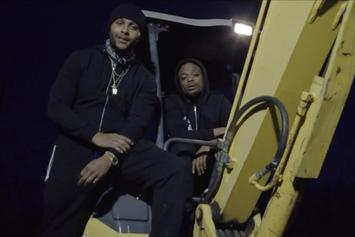 "Hardo Feat. Yung Gee ""Grave Digger"" Video"