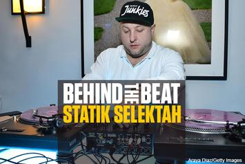 Behind The Beat: Statik Selektah