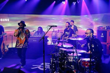 """Anderson .Paak & Schoolboy Q Perform """"Am I Wrong"""" On Jimmy Kimmel"""