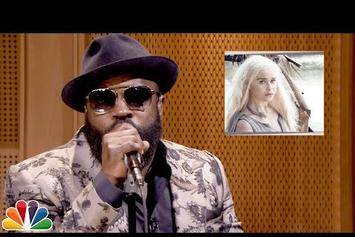 """The Roots Recap """"Game Of Thrones"""" With A Fire Rap"""