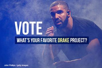 Vote: What's Your Favorite Drake Project?