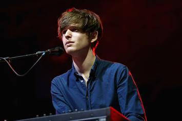 """Stream James Blake's """"The Colour In Anything"""" Album, Featuring Contributions From Frank Ocean"""