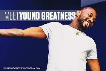 "Meet Young Greatness, The New Orleans Rapper Turning Hard Work Into ""Moolah"""