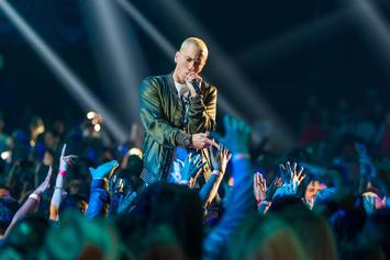"""Eminem To Reissue """"The Marshall Mathers LP"""" On Cassette, Hints At New Music"""
