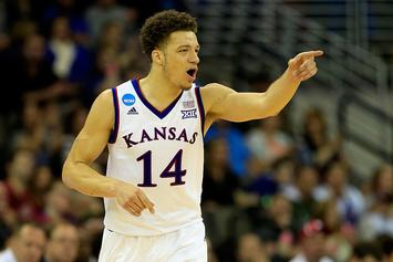 Kansas Guard Brannen Greene's Uber Exploded As He Left NBA Draft Workouts