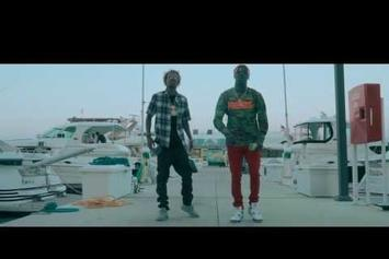 """Rich The Kid & Lil Yachty """"Fresh Off The Boat"""" Video"""