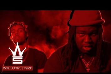 "Young Chop Feat. Vic Mensa & King 100 James ""Around My Way"" Video"