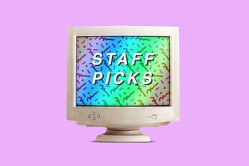 Staff Picks Playlist (June 17)