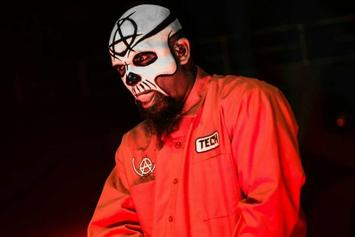 "Tech N9ne Announces ""Calm Before The Storm"" Tour"