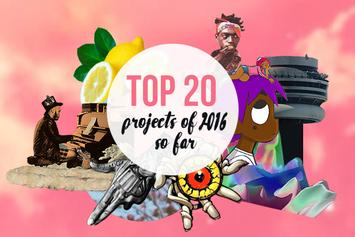 The Top 20 Projects Of 2016 (So Far)