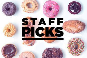 Staff Picks Playlist (July 15)