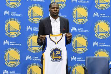 Lil B Writes To Kevin Durant, Says Their Game Of 1-On-1 Still Needs To Happen