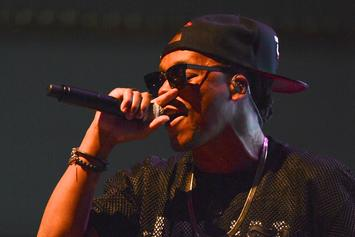 """Lupe Fiasco Drops New Single """"Pick Up The Phone"""" On His Website"""