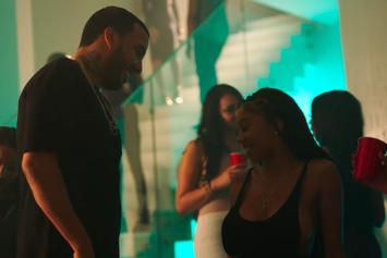 "Candice Boyd Feat. French Montana ""Damn Good Time"" Video"