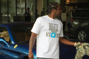 Pusha T Unveils New Anti-Trump, Pro-Hillary T-Shirt