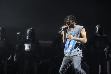 Vic Mensa Debuts New Music At Lollapalooza