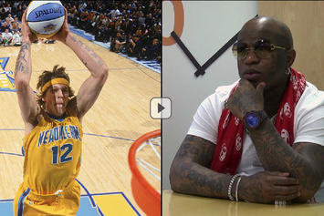 "Watch Birdman Breakdown Video Of Chris ""Birdman"" Anderson's Dunk Contest"