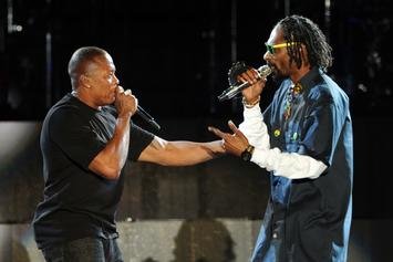 """Snoop Dogg, Dr. Dre & Suge Knight Sued Over """"Doggystyle"""" Song """"Ain't No Fun"""""""