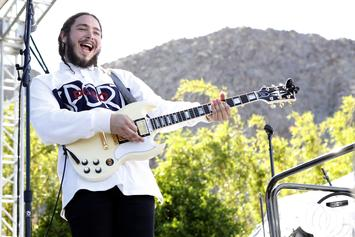 """Post Malone Announces """"The Hollywood Dreams Tour"""" With Jazz Cartier"""