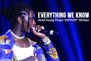 """Everything We Know About Young Thug's """"JEFFERY"""" Mixtape"""