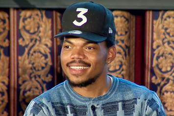Chance The Rapper Debuts A New Verse As Part Of The #SoGone Challenge
