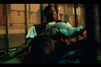 "Travis Scott & Young Thug Feat. Quavo ""Pick Up The Phone"" Video"