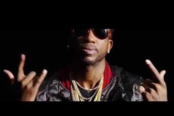 "Gucci Mane ""Robbed"" Video"