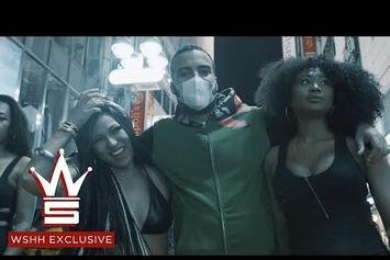"French Montana ""Brick Road"" Video"