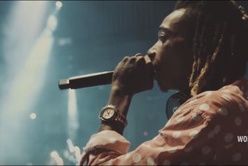 Wiz Khalifa Shows Off His DJ'ing Skills As DJ Daddy Kat