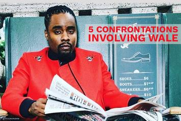 5 Confrontations Involving Wale