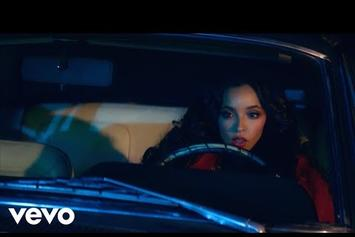 "Tinashe Shows Out In The Video For KDA's ""Just Say"""