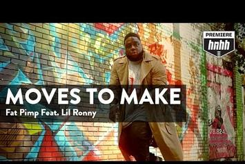 """Fat Pimp Feat. Lil Ronny """"Moves To Make"""" Video"""