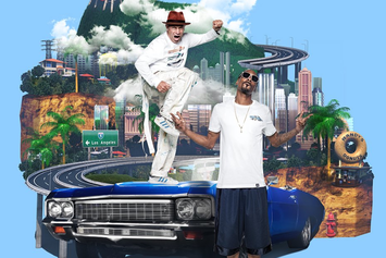 Snoop Dogg And Skateboarding Legend Mark Gonzales Team Up For Adidas Collab